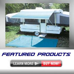 트럭캠퍼어닝 캠프아웃 2.5미터/Carefree