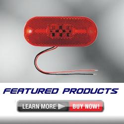 AL 1080 마커램프 빨간색