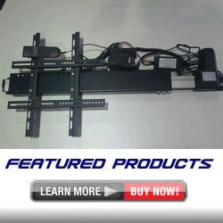 리모컨TV 리프트/Caraparts