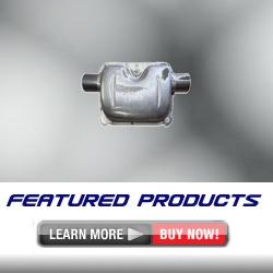 heater Exhaust Silencer 24mm/Eberspacher